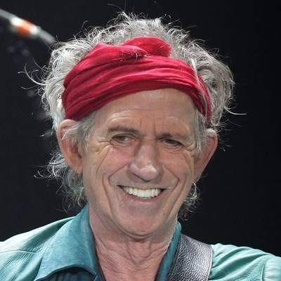 Sir Keith Richards